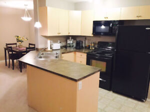 Furnished 2 bedroom condo in Stony Plain, AB
