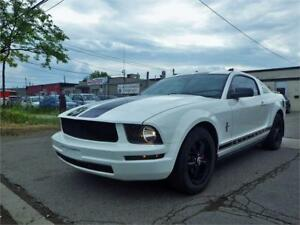 07 FORD MUSTANG PREMIUM! LEATHER SEATS! CERTIFIED!