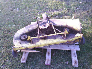 4' John Deere Parts Decks London Ontario image 1