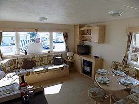 CHEAP STATIC CARAVAN FOR SALE - FEES INCLUDED - BEACH ACCESS-12 MONTH PARK,PAYMENT OPTIONS AVAILABLE