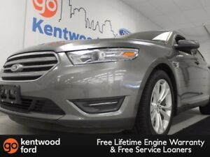 2013 Ford Taurus SEL AWD, NAV, heated leather seats, sunroof