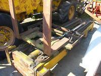 Tractor Forklift mast