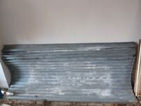 Corrugated Roofing Sheets 275X105 CM EACH X15