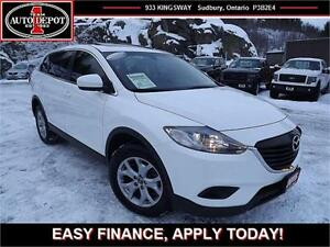 2015 Mazda CX-9 HEATED LEATHER!! SUNROOF!! 3RD ROW SEATING!!