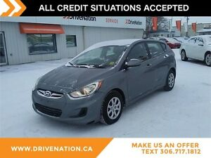 2014 Hyundai Accent GL FACTORY WARRANTY, MULTILEVEL HEATED SE...