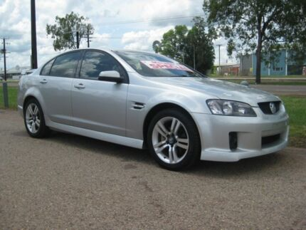 2008 Holden Commodore VE II SV6 Silver 6 Speed Automatic Sedan