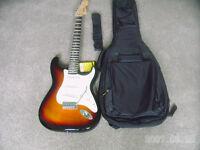 Fender Squier Stratocaster (Upgrade)