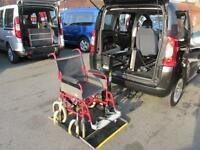 Citroen Nemo, automatic, wheelchair accessible, disabled access, mobility car