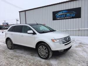 2009 Ford Edge Limited -3 MTH WARRANTY INCLUDED! LOADED!