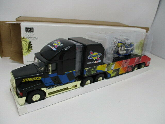 Sunoco 2006 Racing Bike Transport Truck w/ Motorcycle