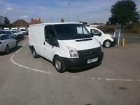 Ford Transit T28 SWBLow Roof Van Tdci 125Ps DIESEL MANUAL WHITE (2014)