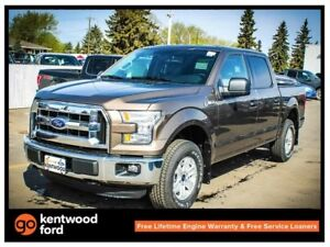 2017 Ford F-150 XLT 300A 3.5L 6-SPD 4x4 supercrew, cruise contro