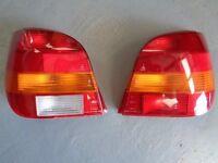Ford Fiesta Tail lights
