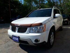 2008 Pontiac Torrent certified