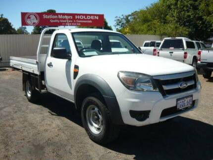 2010 Ford Ranger Ute Collie Collie Area Preview