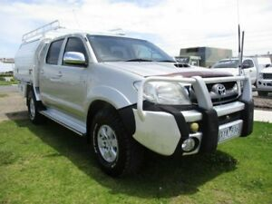 2010 Toyota Hilux Silver Automatic Utility