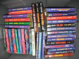 HUGE COLLECTION OF SCI-FI BOOKS & MAGAZINES (VINTAGE STAR TREK)