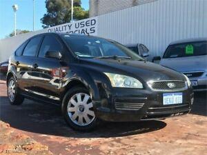 2006 Ford Focus LS CL Black 5 Speed Manual Hatchback