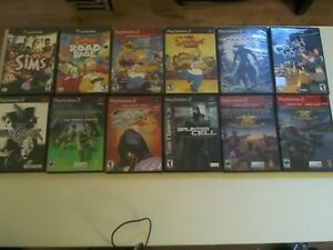 Selling PS2/Gamecube/DS Games