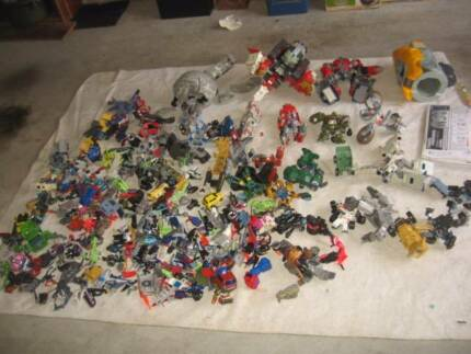 TRANSFORMER COMIC LARGE COLLECTION MANY YEAR COLLECTION SALE THEL Isaacs Woden Valley Preview