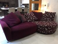 Beautiful Chique Sofa & Armchair for sale