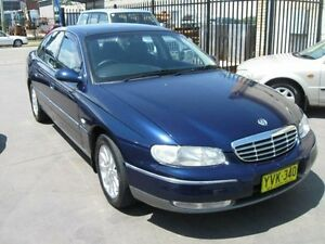 2002 Holden Statesman Whii V6 Blue 4 Speed Automatic Sedan Cambridge Park Penrith Area Preview