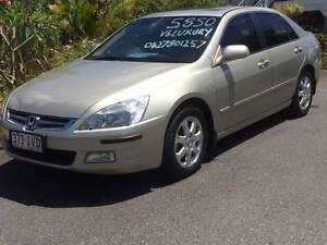2005 Honda Accord Sedan Morayfield Caboolture Area Preview