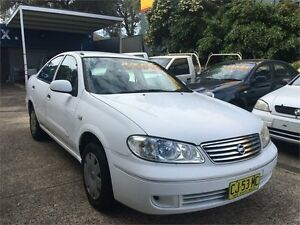 2005 Nissan Pulsar N16 ST White Automatic Sedan West Ryde Ryde Area Preview
