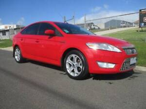 2008 Ford Mondeo TDCi Automatic Hatchback Traralgon Latrobe Valley Preview