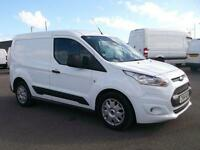 Ford Transit Connect 1.6 TDCI 75PS TREND VAN DIESEL MANUAL WHITE (2014)