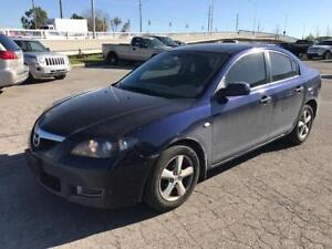 2008 Mazda Mazda3 GS AUTO / AC / AS-IS