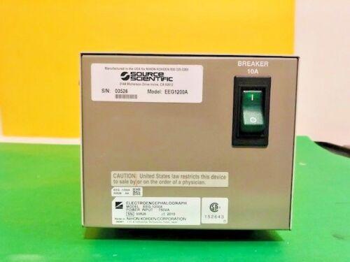 Nihon Kohden Source Scientific EEG1200A Isolation Unit (6211)