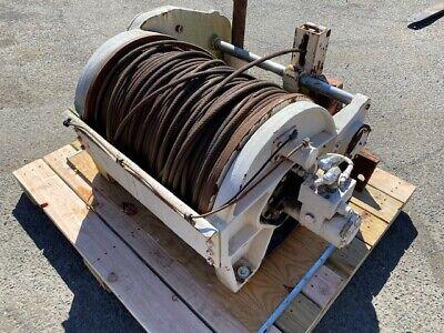 Braden Bp-200 20000 Lb Hydraulic Winch