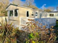 Cheap static Caravan for sale on Hoburne Naish, New Forest, Sea views, Bournemouth, Beach access