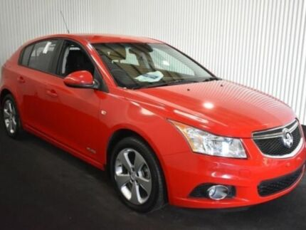 2015 Holden Cruze JH MY14 Equipe Red Hot 6 Speed Automatic Hatchback