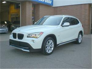 2012 BMW X1 XDrive28i + Panoramic Roof + Premium Package
