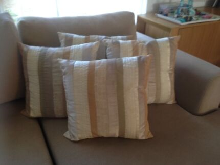 Natural and Neutral scatter cushions Wembley Downs Stirling Area Preview