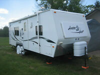 Arctic Fox Travel Trailer