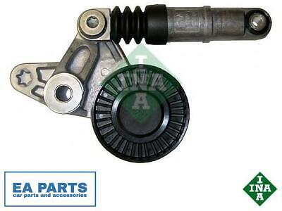 BELT TENSIONER, V-RIBBED BELT FOR AUDI PORSCHE VW INA 534 0356 10 Element Spring Guide