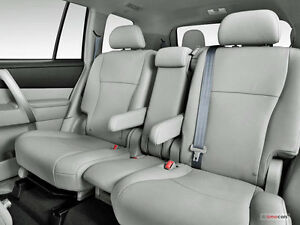 Car Seat Cover from 2012 Toyota Highlander