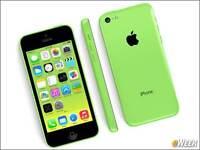 IPHONE 5C 16G VERT AVEC VIDEOTRON COMME NEUF 200$ FERME