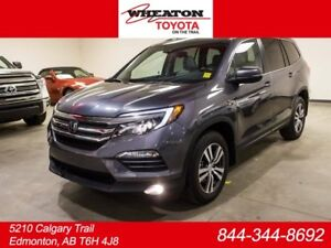 2016 Honda Pilot EX-L, Honda Safety, Navigation, Leather, Heated