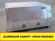 CANOPY ALUMINIUM 1800x1800x860 Best quality , Best price Dandenong South Greater Dandenong Preview