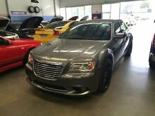 2013 Chrysler 300 MY12 C Grey 8 Speed Automatic Sedan Beckenham Gosnells Area Preview