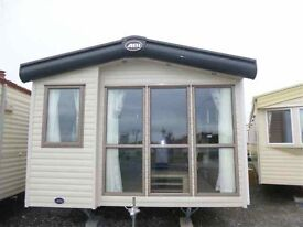 2016 Preowned 40x13x3bed Caravan for Sale Nr Pendine