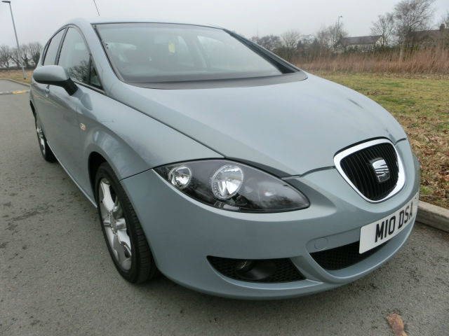 2006 seat leon 1 6 stylance in liverpool merseyside gumtree. Black Bedroom Furniture Sets. Home Design Ideas