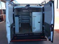 Vauxhall Vivaro 2.0 cdti Lwb van 2011 REG - Rhino Roof Rack 1 owner, Finance Good Bad Poor Credit