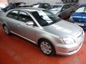 TOYOTA AVENSIS T2 COLOUR COLLECTION VVT-I (silver) 2006