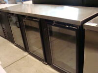Coolers, Freezers for bakery restaurant stores food equipment