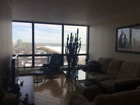 3 1/2 for Rent Nuns Island Verdun Water View Available September